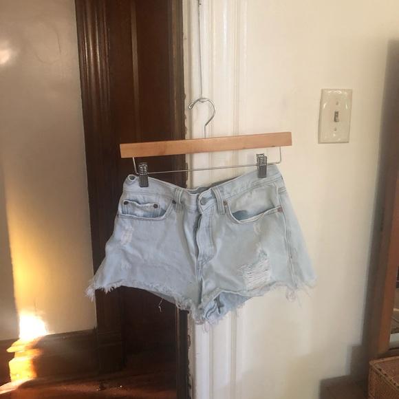 Levi's Pants - Women's Levi's Denim Cut-Off Shorts